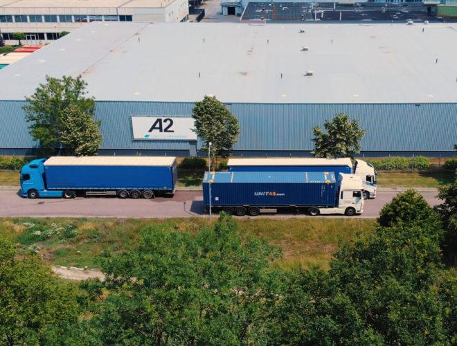 A2 Logistics | Internationaal transport